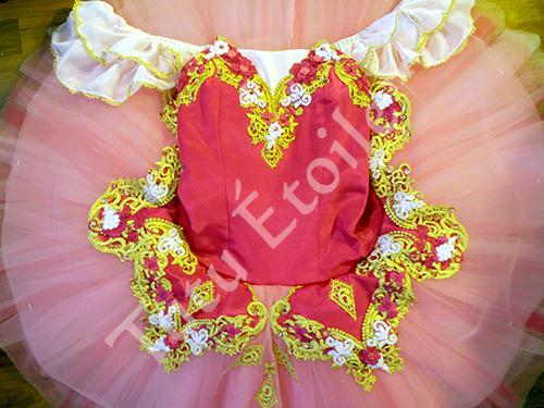 Rose Sugar Plum Fairy