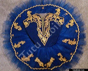 Royal and Gold Velvet