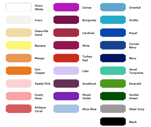 Color Chart With Names Erkalnathandedecker